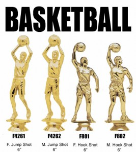 Basketball Figures