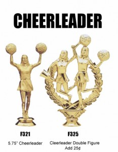 Cheerleader Figures