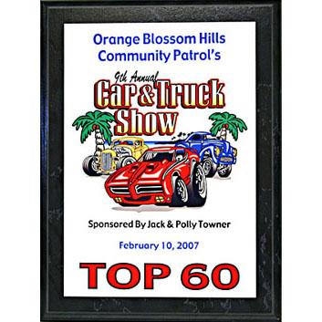 Car Show Plaques Dudleys Wholesale Trophies - Car show plaques