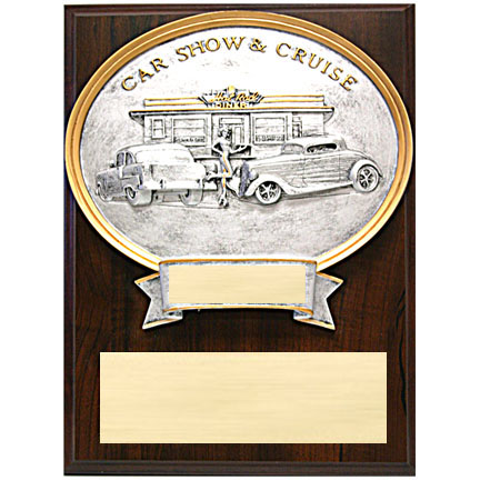 Car Show Trophy Wording
