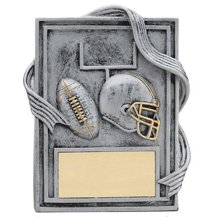 Standing Football Football-resin-stand-trophy-rp