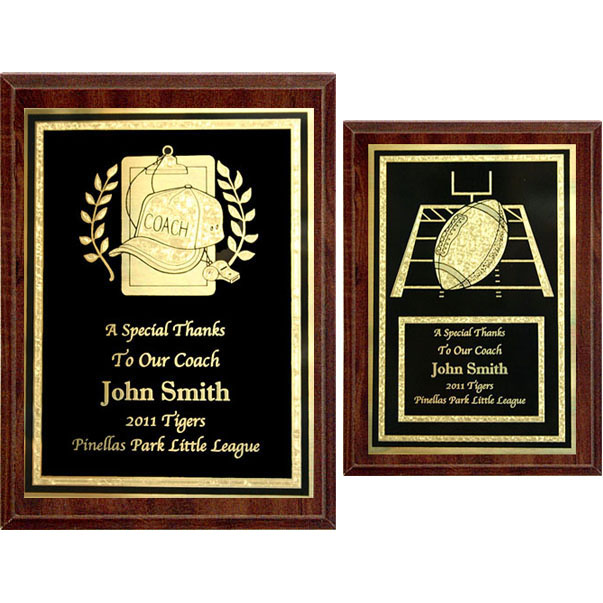trophy plaque Quotes